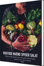 rigtige mænd spiser salat - bog