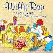 rikke duelund - willy rap og hans venner og en stribe andre rappe sange - cd