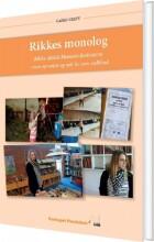 rikkes monolog - bog