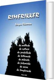 rimerikker - bog