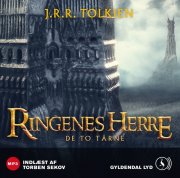 ringenes herre 2 - CD Lydbog