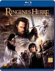 ringenes herre 3 - kongen vender tilbage  - Blu-Ray + Dvd