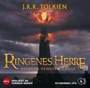 ringenes herre 3 - CD Lydbog