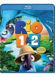 rio 1 // rio 2 - Blu-Ray