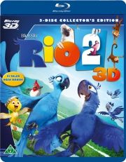 rio 2 - 3D Blu-Ray