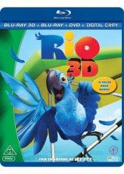 rio  - 3D Blu-Ray+Dvd