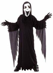 scream kostume til børn - rio - small - 120 cm - Udklædning
