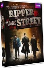 ripper street - sæson 3 - DVD