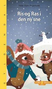 ris og ras i den ny sne - bog