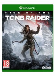 rise of the tomb raider (nordic) - xbox one