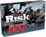 risk - the walking dead - Brætspil