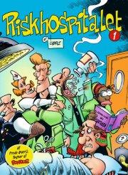 Billede af Riskhospitalet - Frode øverli - Tegneserie
