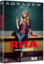 rita - sæson 2 - DVD