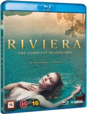 riviera - sæson 1 - Blu-Ray