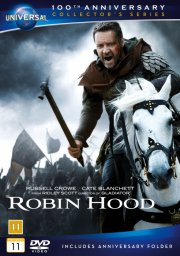 robin hood - 100th anniversary edition - DVD