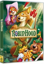 robin hood - disney - DVD