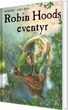 robin hoods eventyr - bog