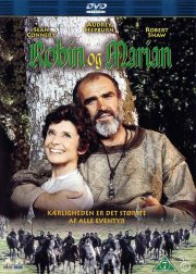 robin and marian - DVD