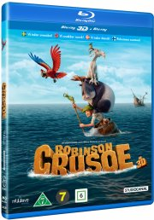 robinson crusoe - 3D Blu-Ray