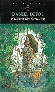 robinson crusoe  - engelsk udg