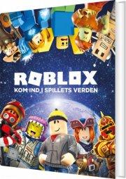 roblox guide - kom ind i spillets verden - bog