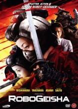 robogeisha - DVD