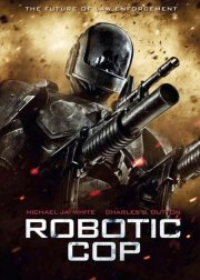 android cop / robotic cop - DVD