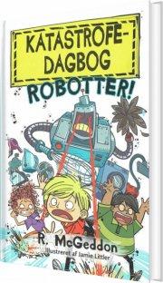 robotter! - bog