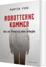 robotterne kommer - bog