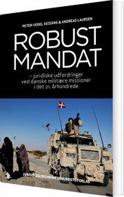robust mandat - bog