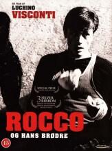 rocco og hans brødre / rocco e i suoi fratelli - DVD