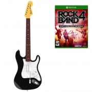 rock band 4 - wireless fender stratocaster guitar controller & software bundle - xbox one