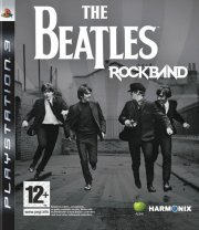 rock band: the beatles (solus) - PS3