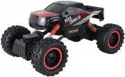 rock crawler fjernstyret bil - rød - Fjernstyret Legetøj