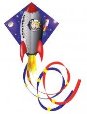 drage - rocket boy - 65 x 63 cm - Udendørs Leg