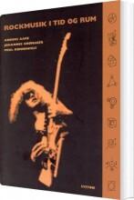 rockmusik i tid og rum - bog