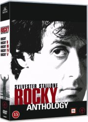 rocky anthology 1-5 - box - DVD