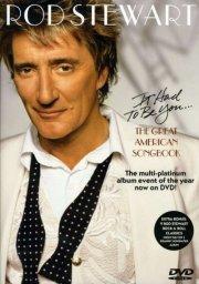 Billede af Rod Steward - It Had To Be You - Live - DVD - Film