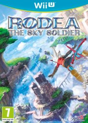 rodea the sky soldier - bonus edition (include wii version) - wii u