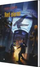 rød alarm! - bog