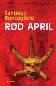 rød april - bog