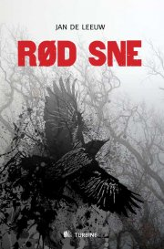 rød sne - bog