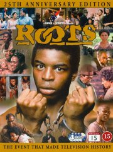 rødder / roots - tv-serien fra 1977 - DVD