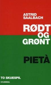 rødt og grønt & pietà - bog