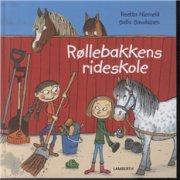 røllebakkens rideskole - bog