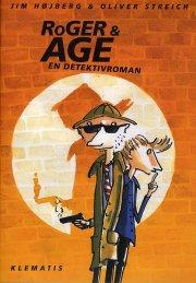 roger & åge - en detektivroman - bog