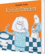 rokketanden - bog
