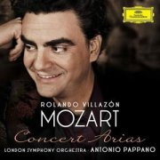 rolando villazón - mozart: concert arias for tenor and orchestra - cd