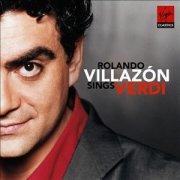 rolando villazón - sings verdi - cd