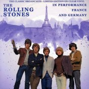 the rolling stones - in performance, france and germany - the classic broadcasts - Vinyl / LP